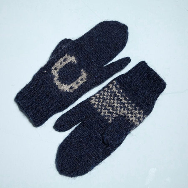 'Horse Shoe' Riding Mittens