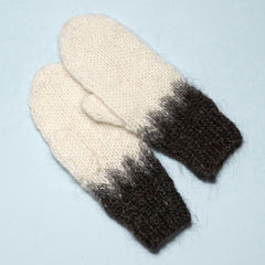 'Ink Dipped' Children's Mittens