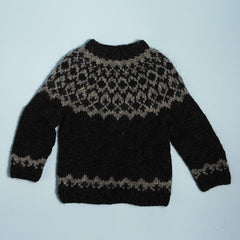 Child's 'Lopapeysa'  Sweater