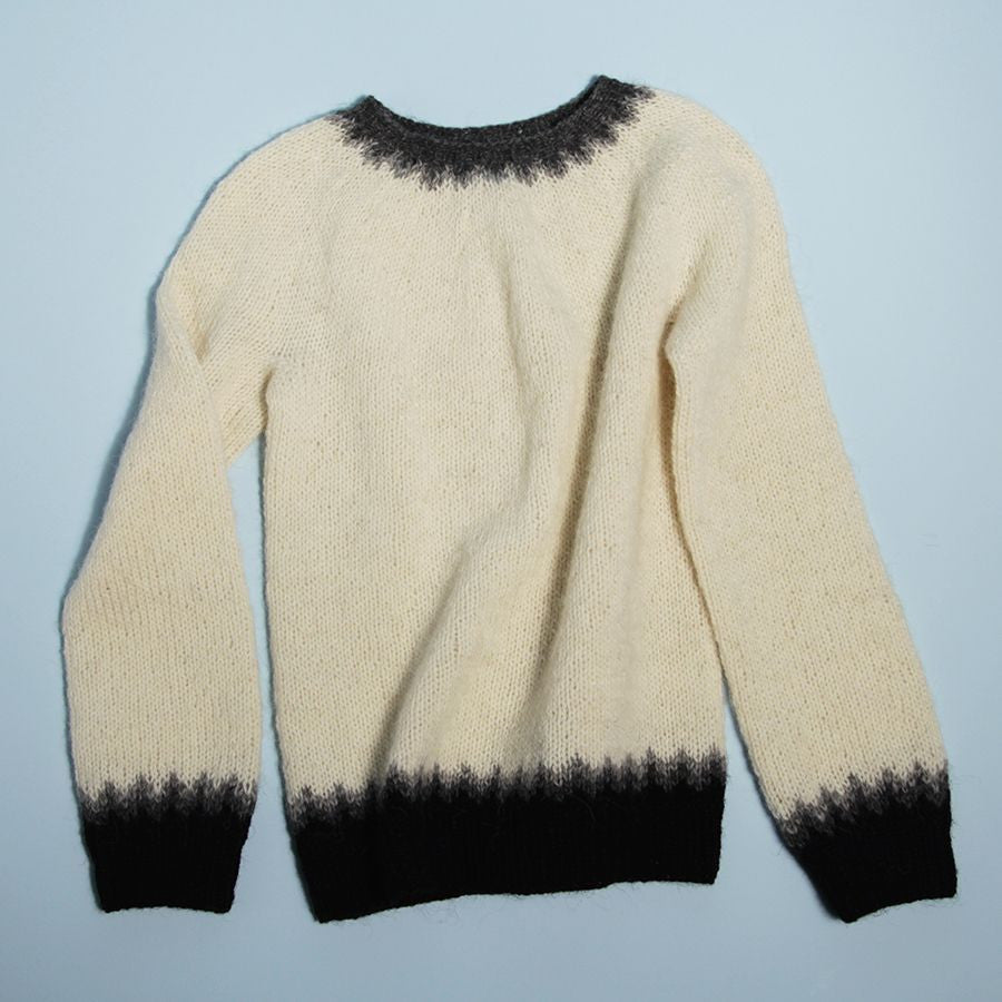 'Ink Dipped' Sweater