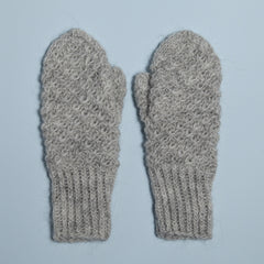 'Bird's Foot' Mittens