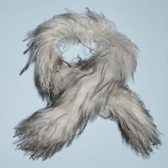Sheep Fur Scarf
