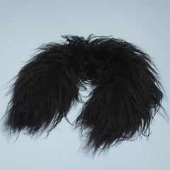 Sheep Fur Collar