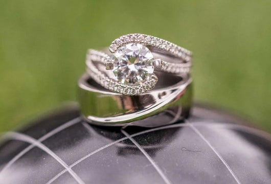 3 Reasons to Consider Matching Wedding Bands