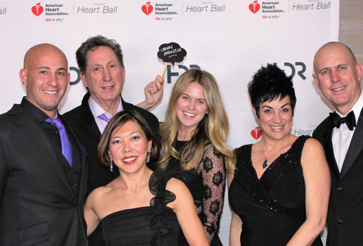 American Heart Association Heart Ball 2016