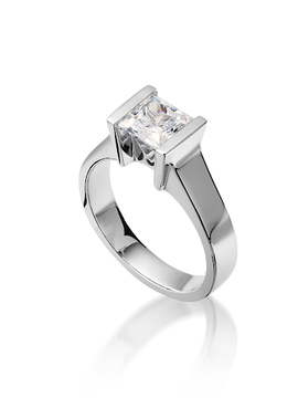 Top 10 Reasons to Buy A White Gold Engagement Ring