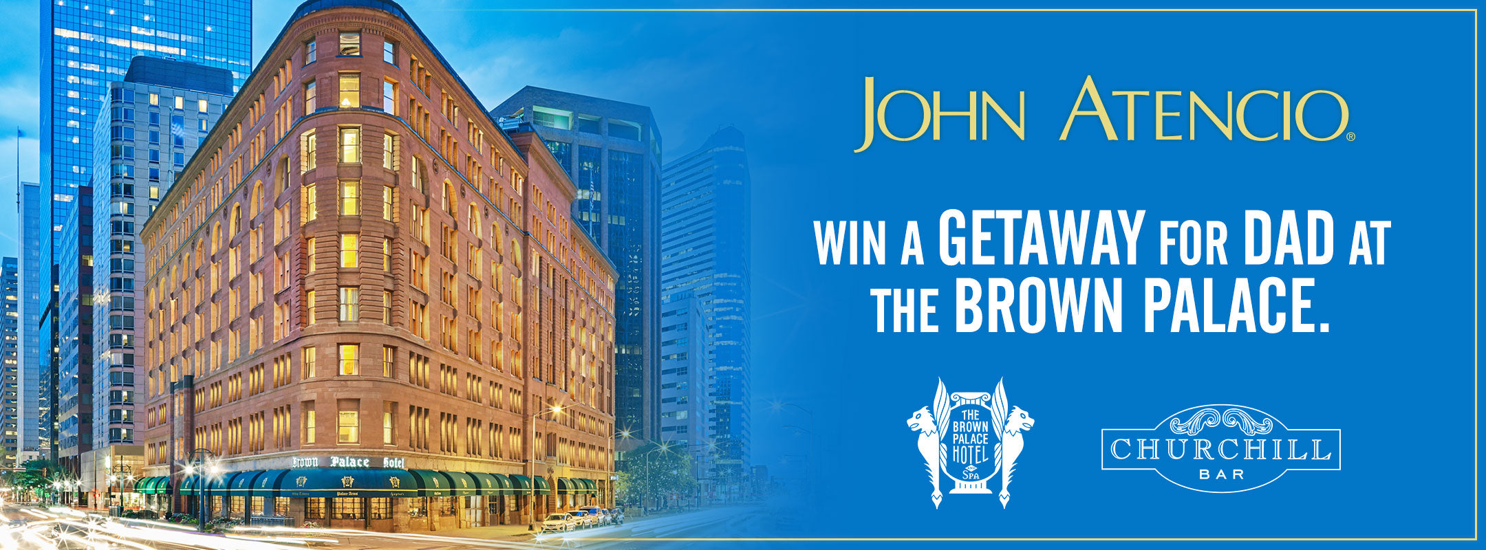 Win a Getaway for Dad