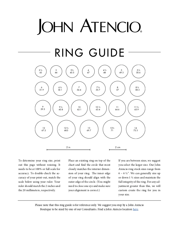Ring Guide