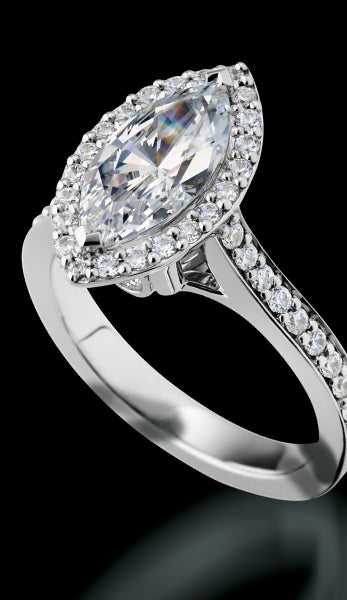 Exceptional Engagement Diamond Rings