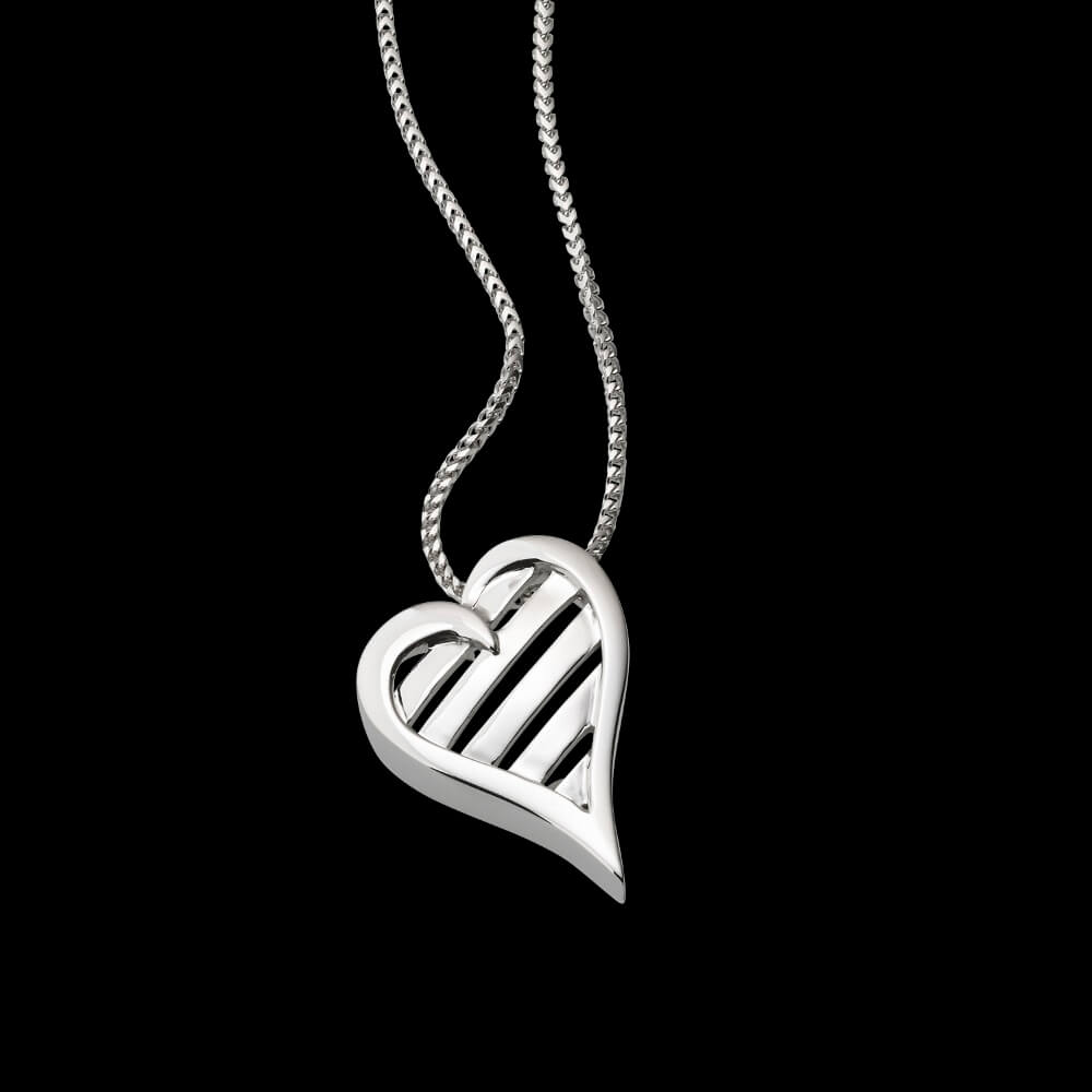 heart necklace meaning 2