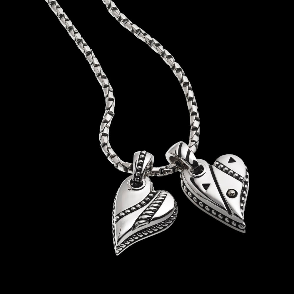 heart necklace meaning 3