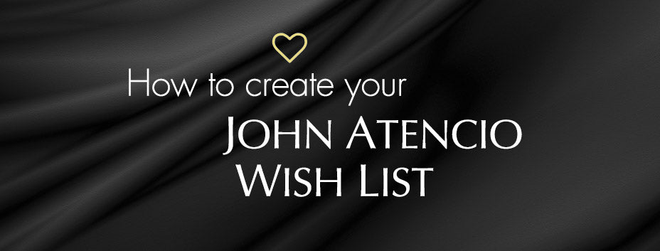 How to create your Holiday Wish List