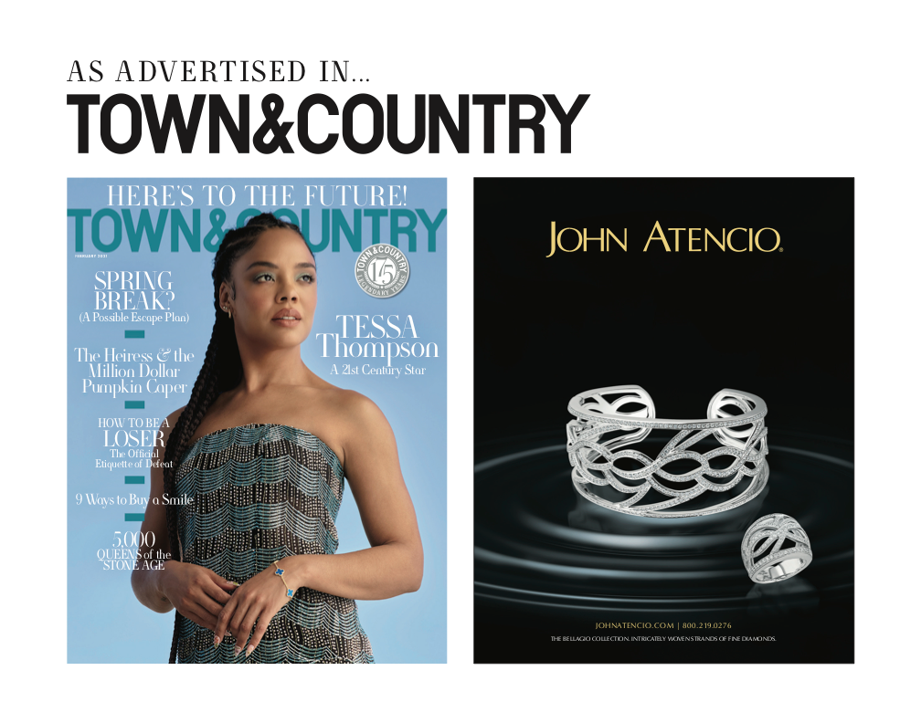 As Seen in Town & Country