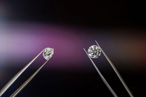 lab grown vs real diamond