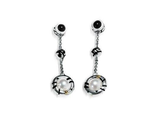 solar eclipse dangle earrings mother's day gift
