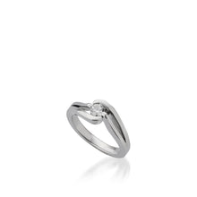 Load image into Gallery viewer, 18 karat White Gold Bellissima Diamond Ring