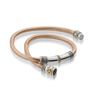 Apollo Double-Wrap Bracelet