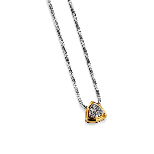 Arrivo Diamond Pendant Necklace