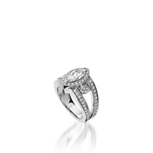 Load image into Gallery viewer, Victoria Elite Diamond Ring