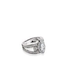 Load image into Gallery viewer, Victoria Elite Diamond Ring, 1 Carat Setting