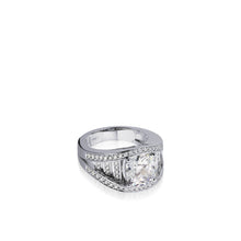 Load image into Gallery viewer, Cleopatra Elite Diamond Ring, 8 Carat Setting