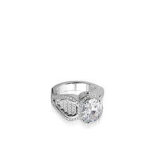 Load image into Gallery viewer, Josephine Elite Diamond Ring, 3.5 Carat Setting