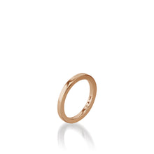 Load image into Gallery viewer, Essence Rose Gold Stack Ring