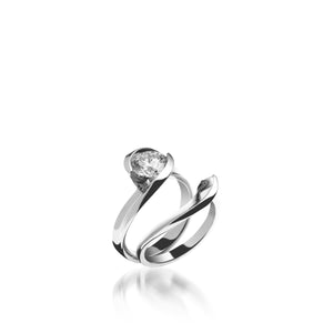 Apropos Engagement Ring, 1 Carat Setting