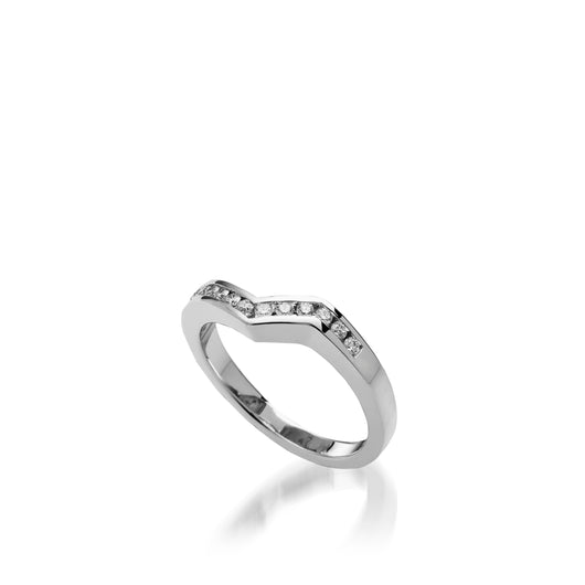 Episode Diamond Wedding Band