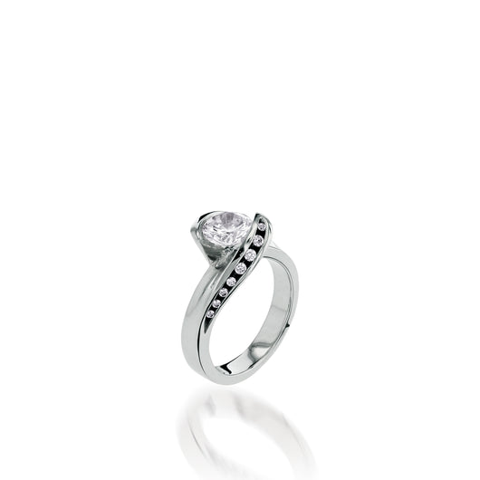 Apropos Plus Engagement Ring, 1 Carat Setting