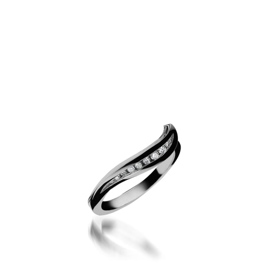 Apropos White Gold, Plus Diamond Wedding Band