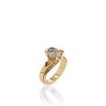 Load image into Gallery viewer, Apropos Plus Engagement Ring, 1 Carat Setting
