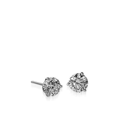 Diamond Stud Earrings 1.50 tcw