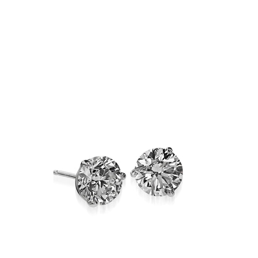 Diamond Stud Earrings 3.00 tcw