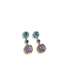 Load image into Gallery viewer, Chorus Dangle Earrings