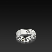 Load image into Gallery viewer, Matrix Men's Sterling silver Ring