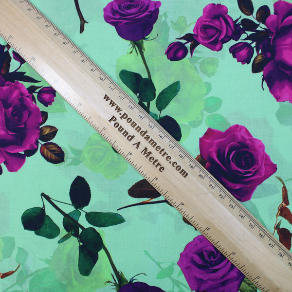 Poly cotton 'Plain Twill Fabric' 60