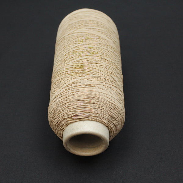 Stretch Shirring Elastic 'Natural Beige' - 460g (Over 200m)