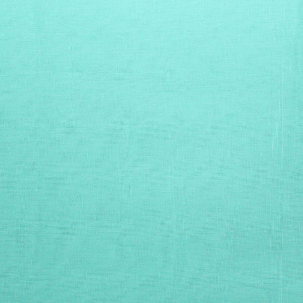 Soft Cotton Muslin - Light Turquoise 44