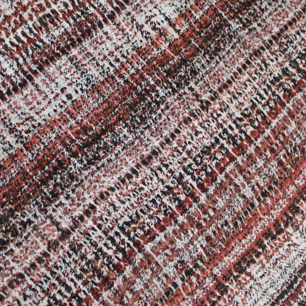 "Butterfly Garden Chiffon Fabric - Blue 60"" Wide"
