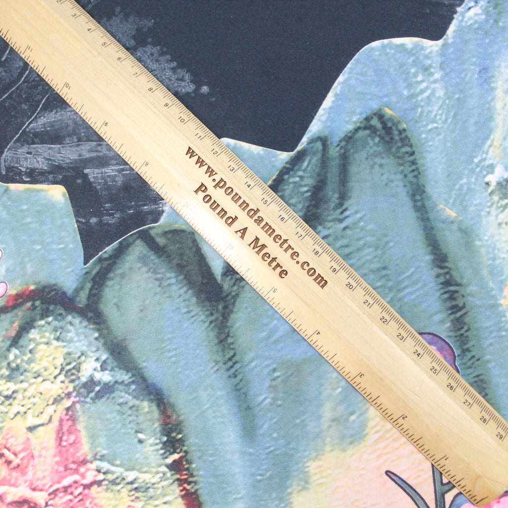 "100% Premium Quality Cotton Poplin- Pop Floral 44"" Wide"