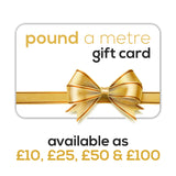 Fabric Gift Card