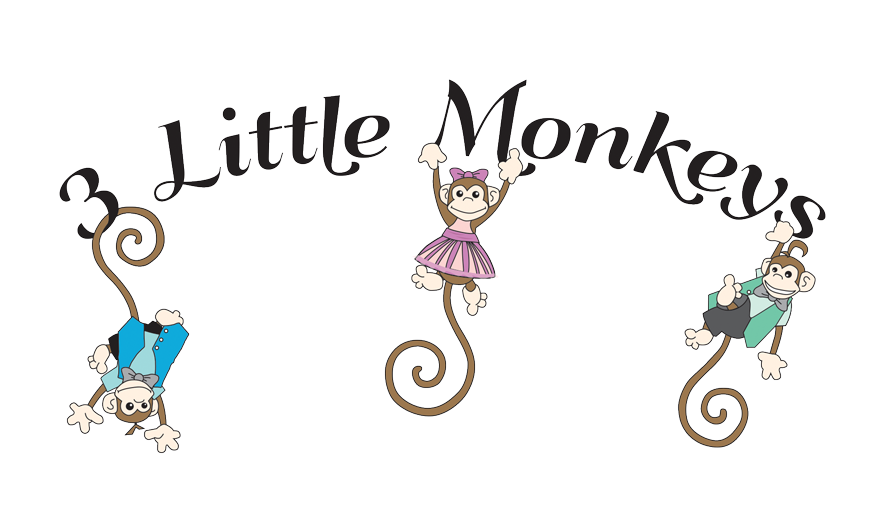 3 Little Monkeys Aus