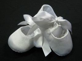 R Divine Satin Ballet Shoes