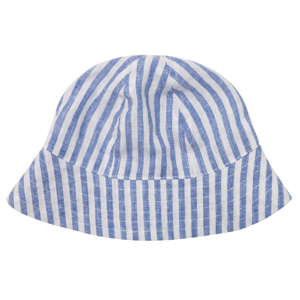 Load image into Gallery viewer, Linen Bucket Hat