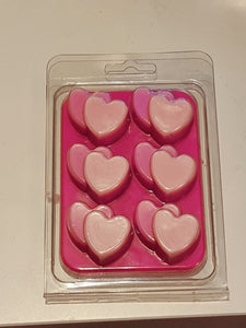 Double Heart Clamshell