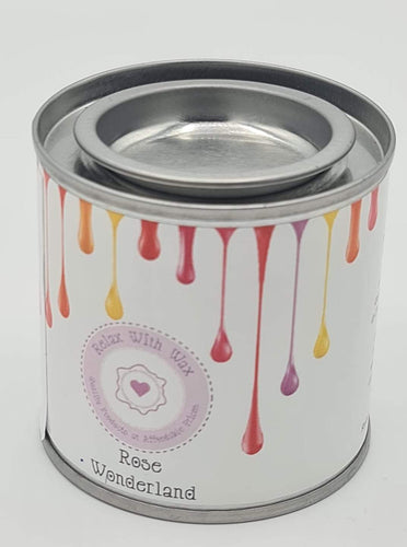 Paint Pot Candle