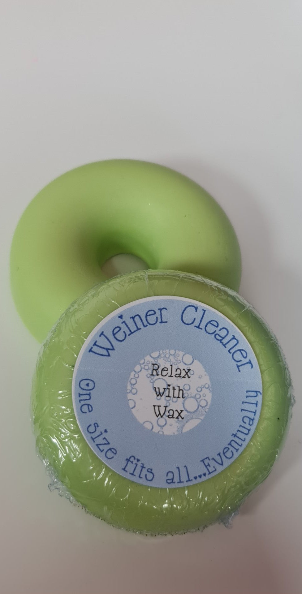 Weiner Cleaner Soap