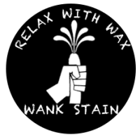 Novelty Shot Pots - Wank Stain