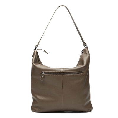 Harlequin Belle Endless Sunday Bag Taupe Leather Shoes